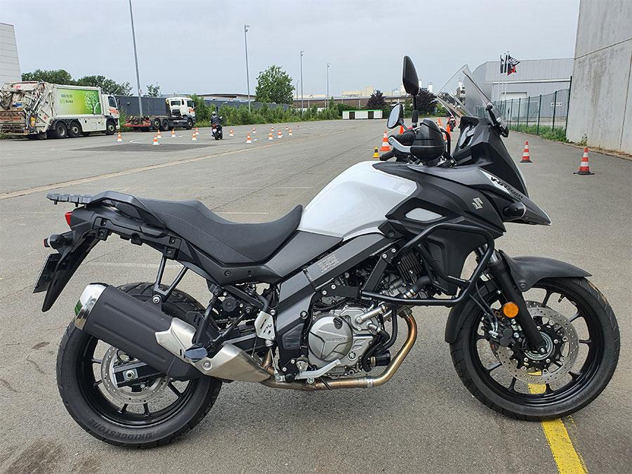 Motorrijbewijs Start2drive